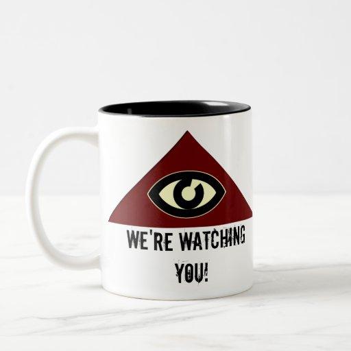 Eye Of Providence Mug