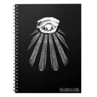 Eye Of Providence Notebook