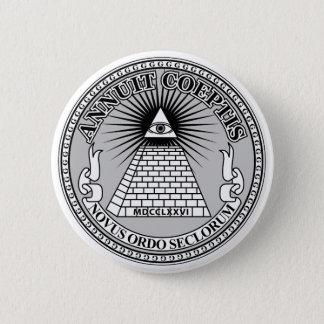 Eye of Providence Pinback Button