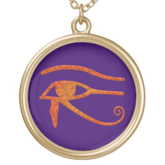 Eye of Ra Egyptian Wadjet Symbol Pendant