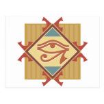 Eye of Ra Postcard