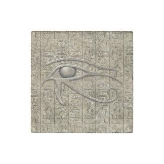 Eye Of Ra Stone Magnet