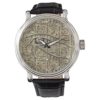 Eye Of Ra Wristwatches