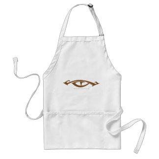 Eye of Sauron Adult Apron