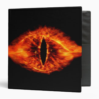 Eye of Sauron Vinyl Binder
