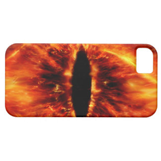 Eye of Sauron iPhone 5 Cover