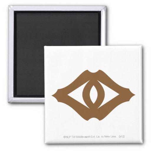 Eye of Sauron Fridge Magnet