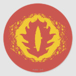 Eye of Sauron Icon Classic Round Sticker