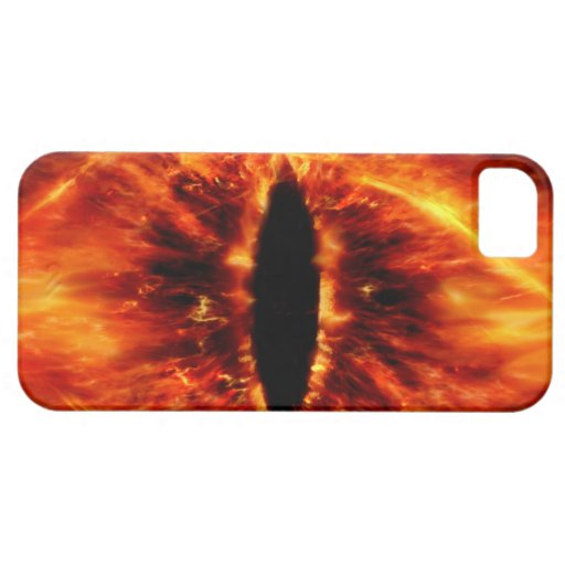 Eye of Sauron iPhone 5 Case