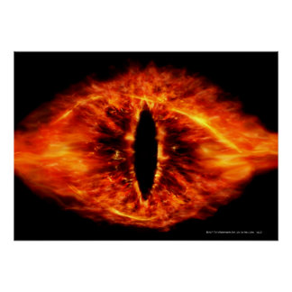 Eye of Sauron Poster