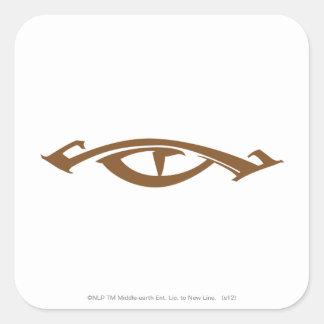Eye of Sauron Square Sticker