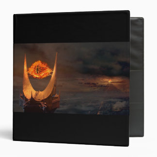 Eye of Sauron tower Binder