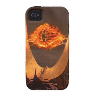 Eye of Sauron tower Case-Mate iPhone 4 Cases