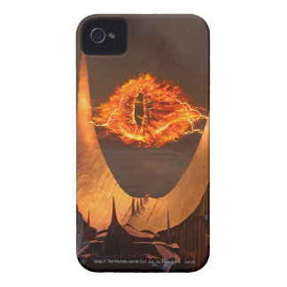 Eye of Sauron tower iPhone 4 Case