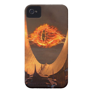 Eye of Sauron tower iPhone 4 Case-Mate Case