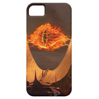 Eye of Sauron tower iPhone SE/5/5s Case