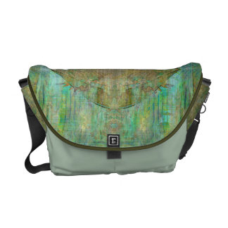 Eye of the Beetle Courier Bag