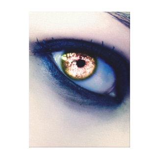 Eye Of the Beholder Gallery Wrapped Canvas