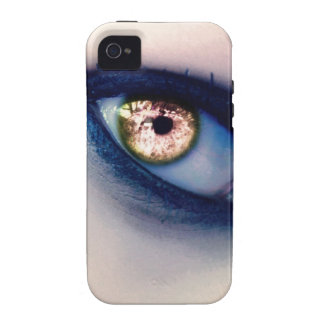 Eye Of the Beholder Vibe iPhone 4 Cover