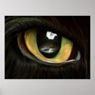 Eye of the Beholder Fine Art Print