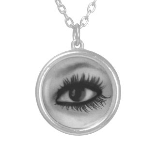 eye of the Beholder Necklace: small