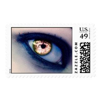 Eye Of the Beholder Stamp