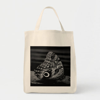 Eye of the Butterfly Organic Tote