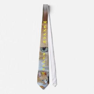 Eye of the Cat Neck Tie