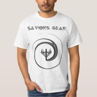 Eye of the Cross - Horsemen - Brushed Steel T-Shirt