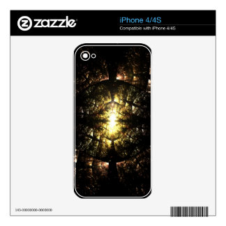 Eye of the Dragon Decal For iPhone 4