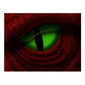 Eye of the Dragon Postcard