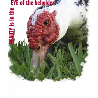 Eye of The Duck shirt