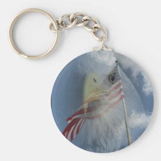 Eye of the Eagle - Key Chain