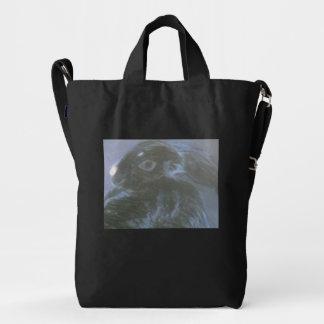 Eye of the Galaxy Duck Bag