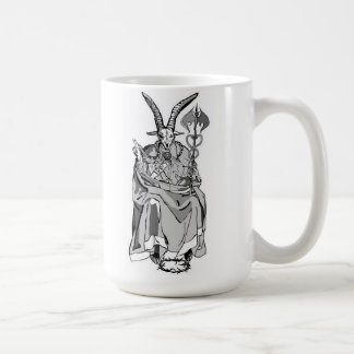 Eye of the Goat Mug