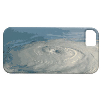 Eye of the Hurricane ! iPhone 5 Case