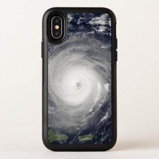 Eye of the Hurricane OtterBox Symmetry iPhone X Case