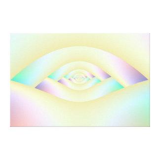 Eye of the Labyrinth Canvas Print