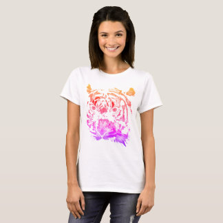 Eye of the Lady Tiger T-Shirt