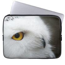 Eye of the Owl Computer Sleeve