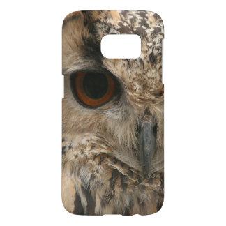 Eye of the Owl Samsung Galaxy S7 Case