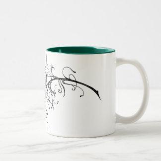 Eye of the Peacock Coffee Mug
