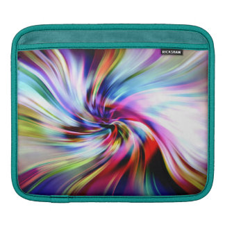 Eye Of The Rainbow iPad Sleeve