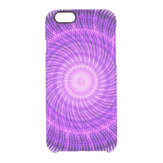 Eye of the Seer Mandala Clear iPhone 6/6S Case