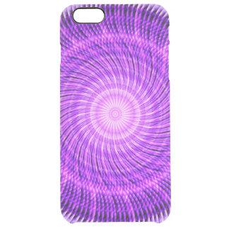 Eye of the Seer Mandala Clear iPhone 6 Plus Case