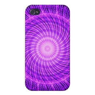 Eye of the Seer Mandala Cover For iPhone 4