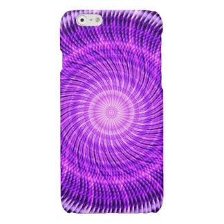 Eye of the Seer Mandala Glossy iPhone 6 Case
