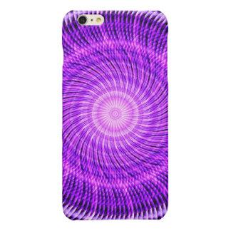 Eye of the Seer Mandala Glossy iPhone 6 Plus Case