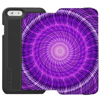 Eye of the Seer Mandala iPhone 6/6s Wallet Case