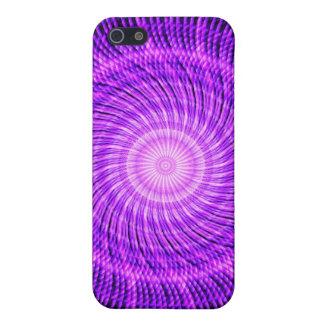 Eye of the Seer Mandala iPhone SE/5/5s Cover